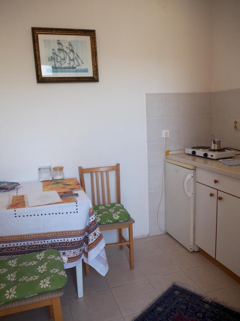 ドブロブニク 宿 キッチン