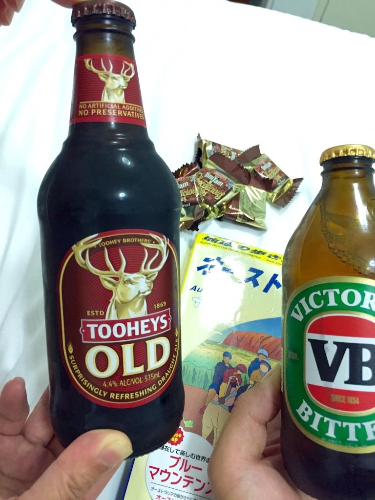 オーストラリア ビール VICTORIA BITTER