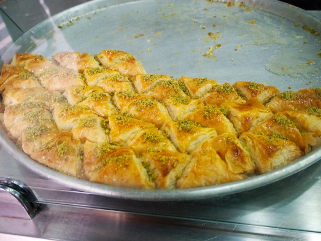 ヨルダン お菓子 ハビーバ
