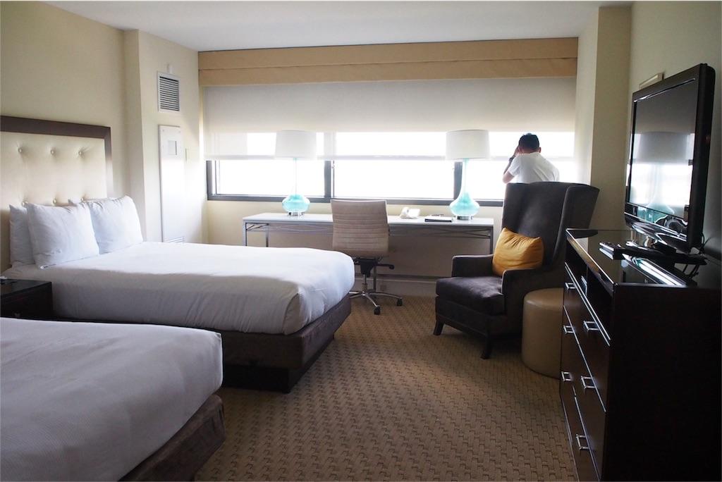 マイアミで宿泊した快適ホテル