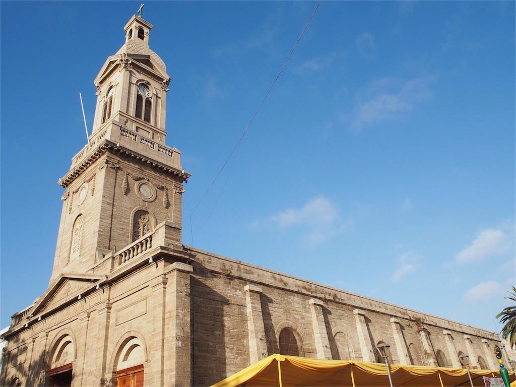 ラセレナの建物は綺麗なものがたくさん
