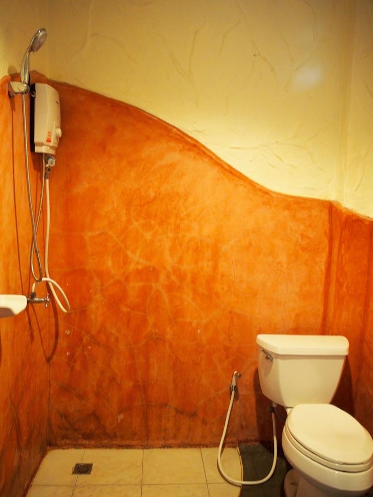 タオ島 宿のシャワールーム