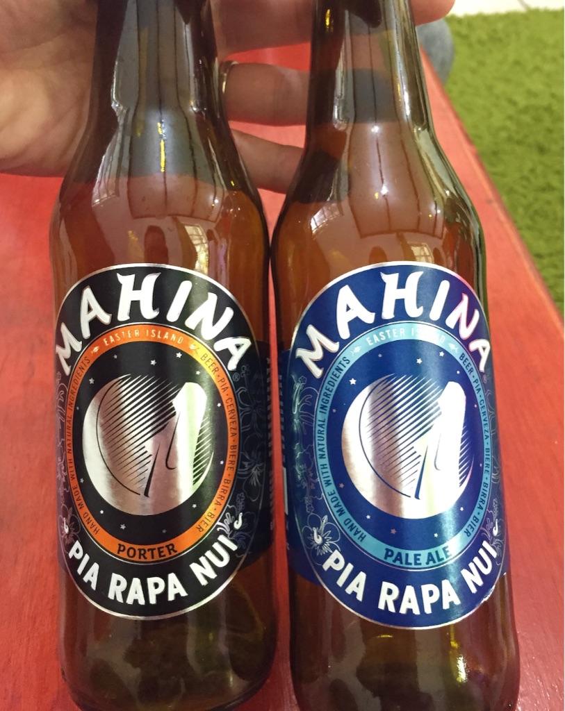 イースター島のオリジナルビール