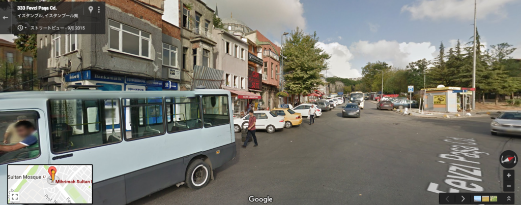 ストリートビューイメージ画像