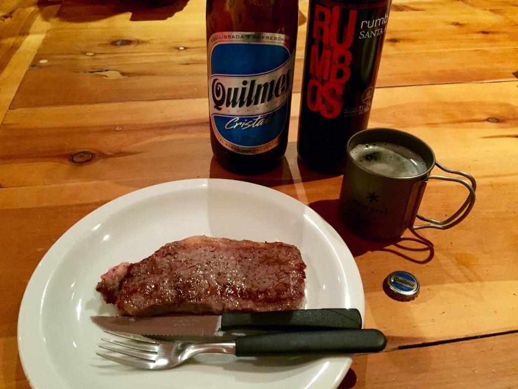 アルゼンチンは牛肉がリーズナブルで質が高い!