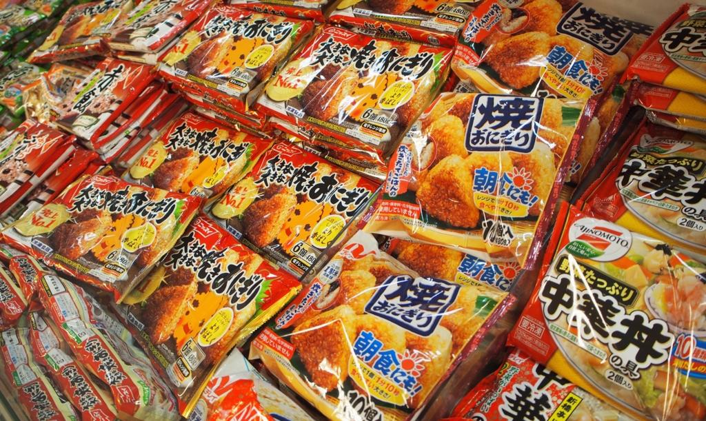 日系のスーパーでは日本食材がたくさん!