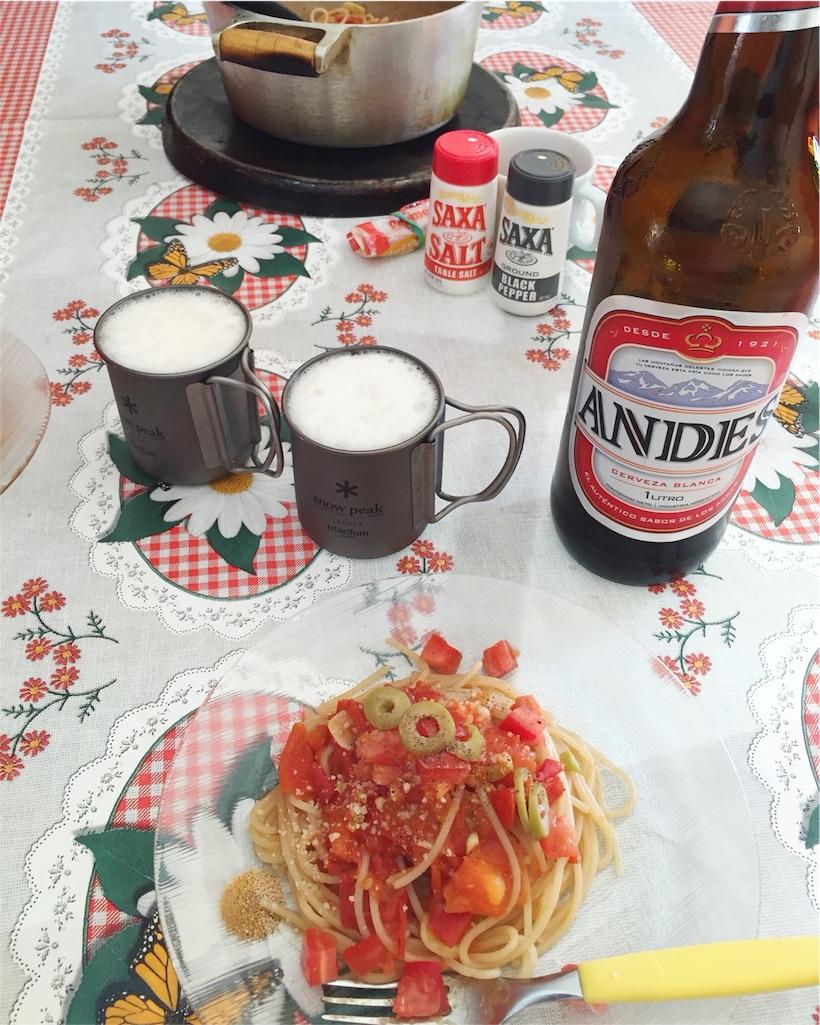 アルゼンチンのビールの紹介 ANDES