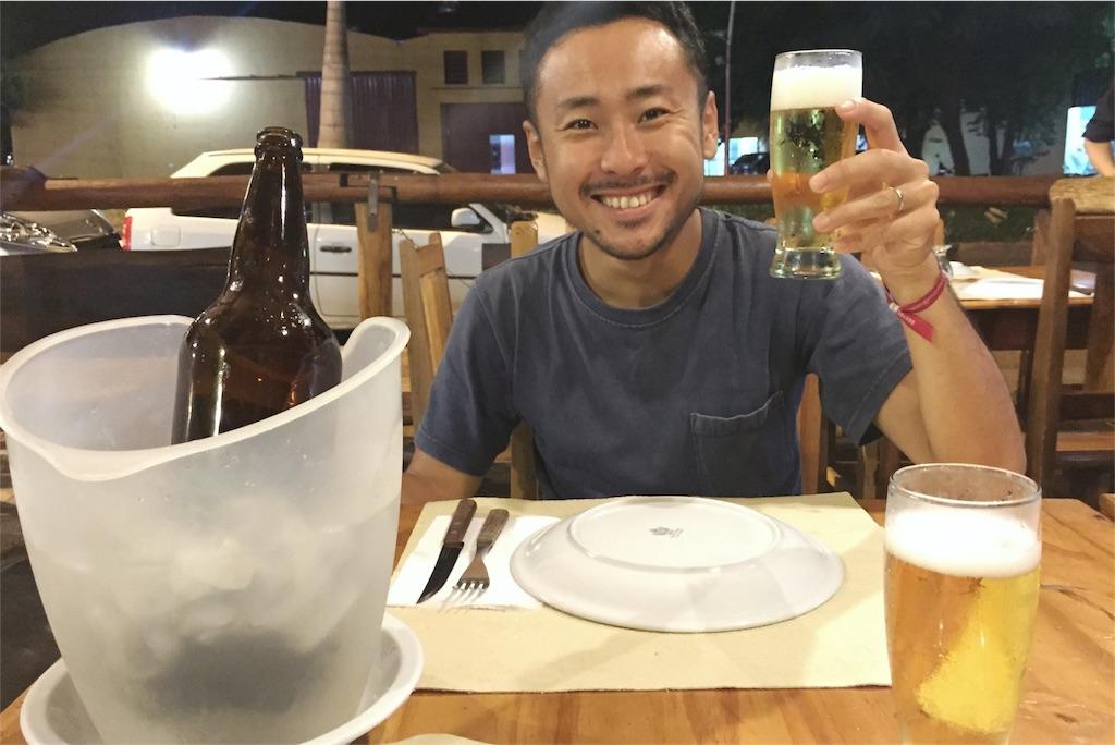 この日の晩ごはんはパリジャータレストランで外食
