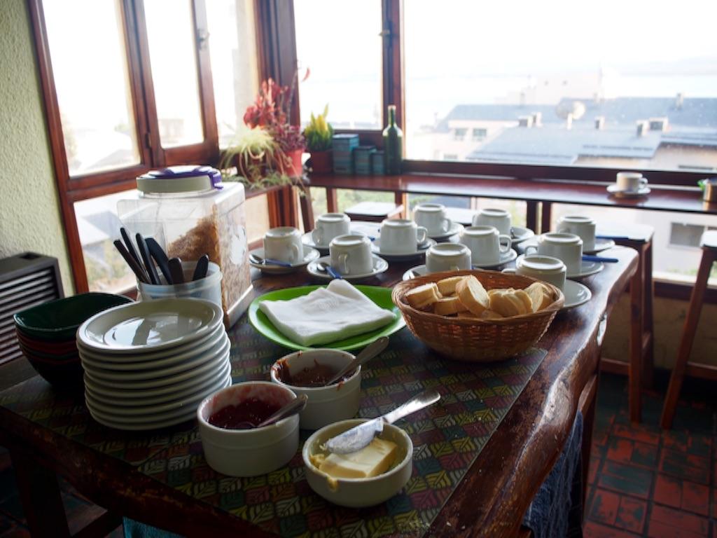 2件目の宿の朝食