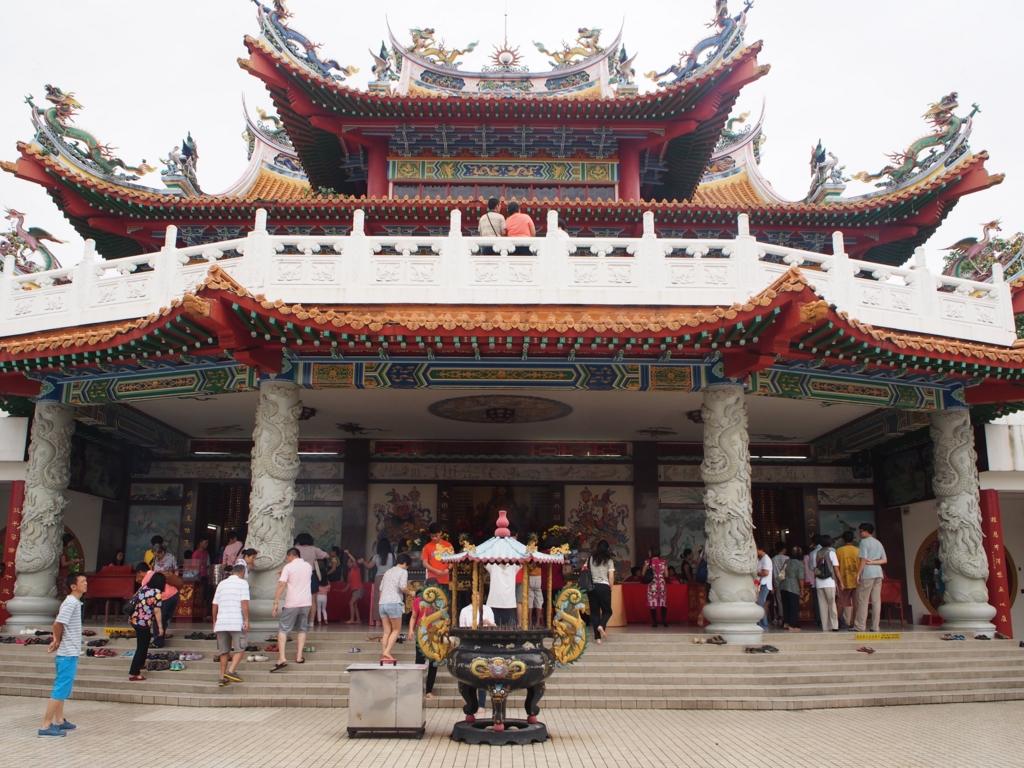 ご近所にある中国寺院