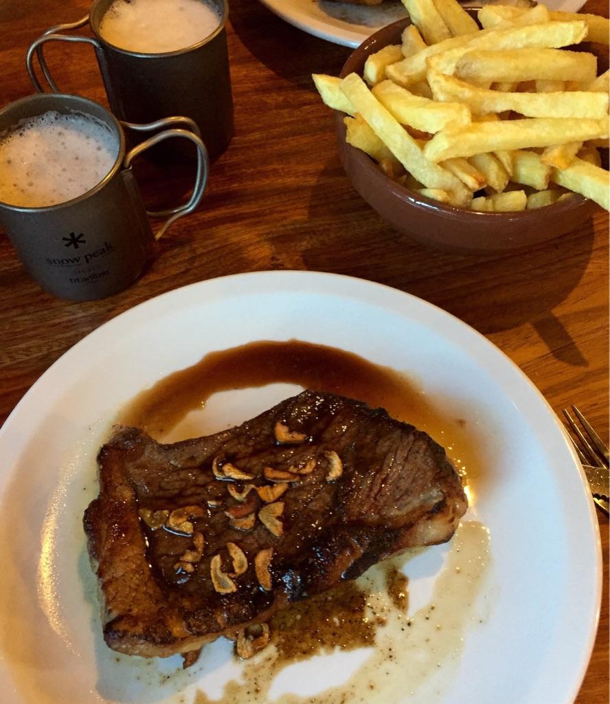 アルゼンチンの牛肉は安くて美味しい
