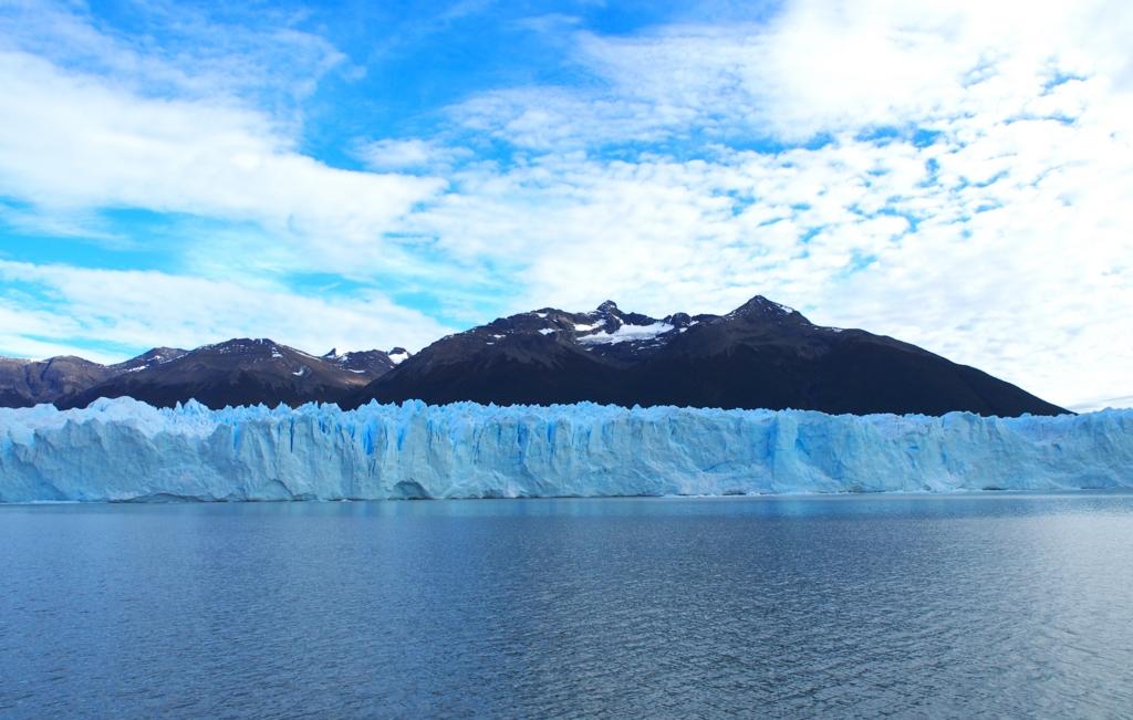 ロスグラシアレス国立公園 世界三位の氷河