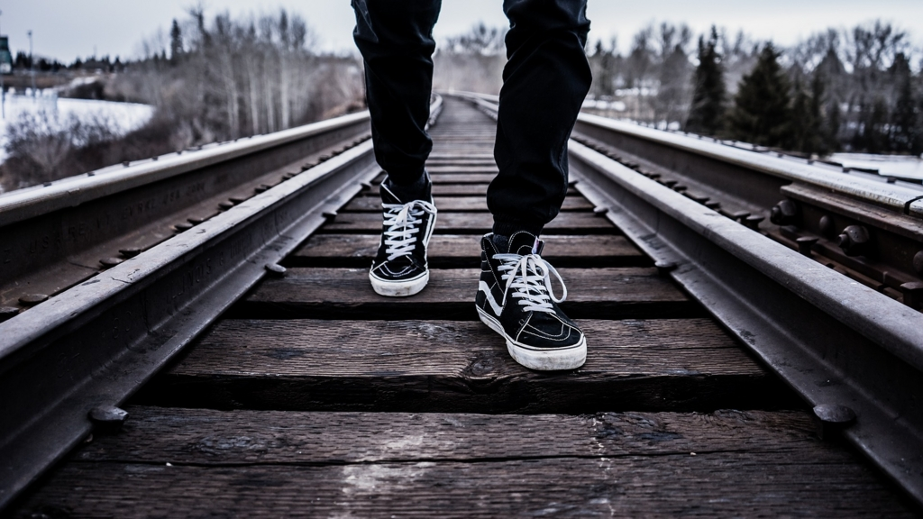 世界一周の靴 イメージ画像