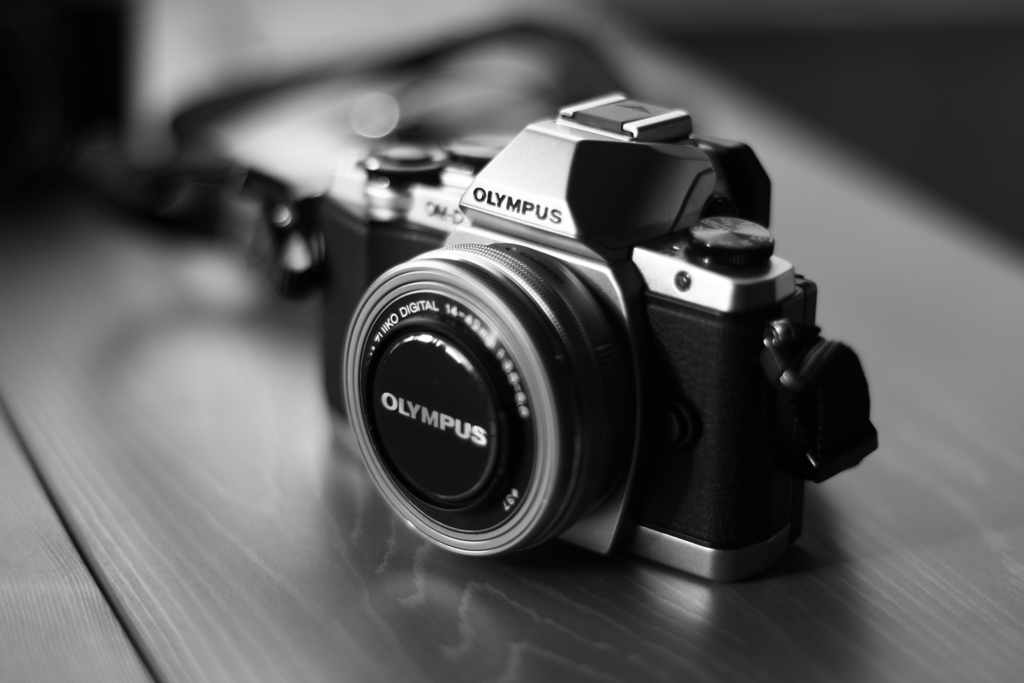 OLYMPUS OM-D E-M5 イメージ画像