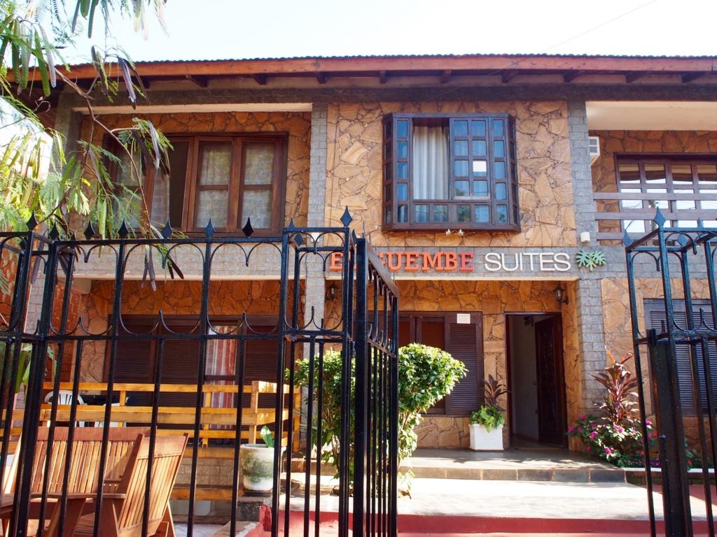 El Guembe Suitesの外観