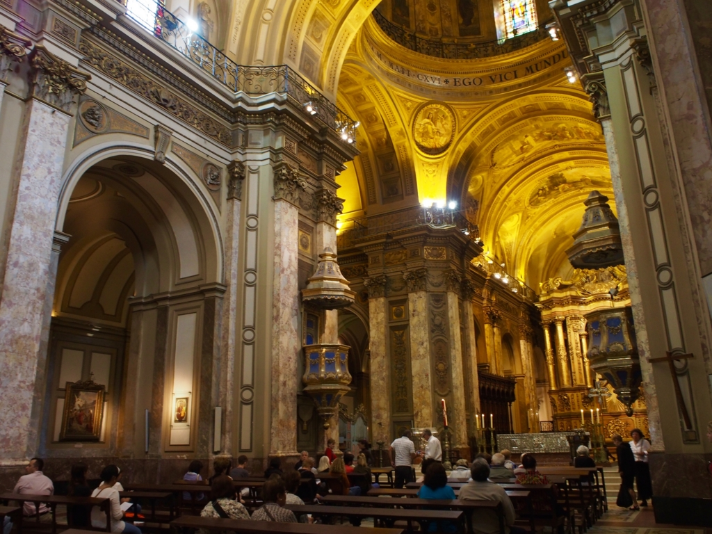 ブエノスアイレス メトロポリタン大聖堂