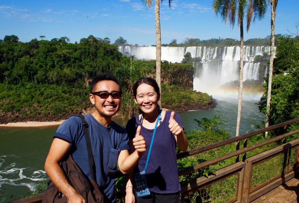 イグアスの滝は見所たくさん
