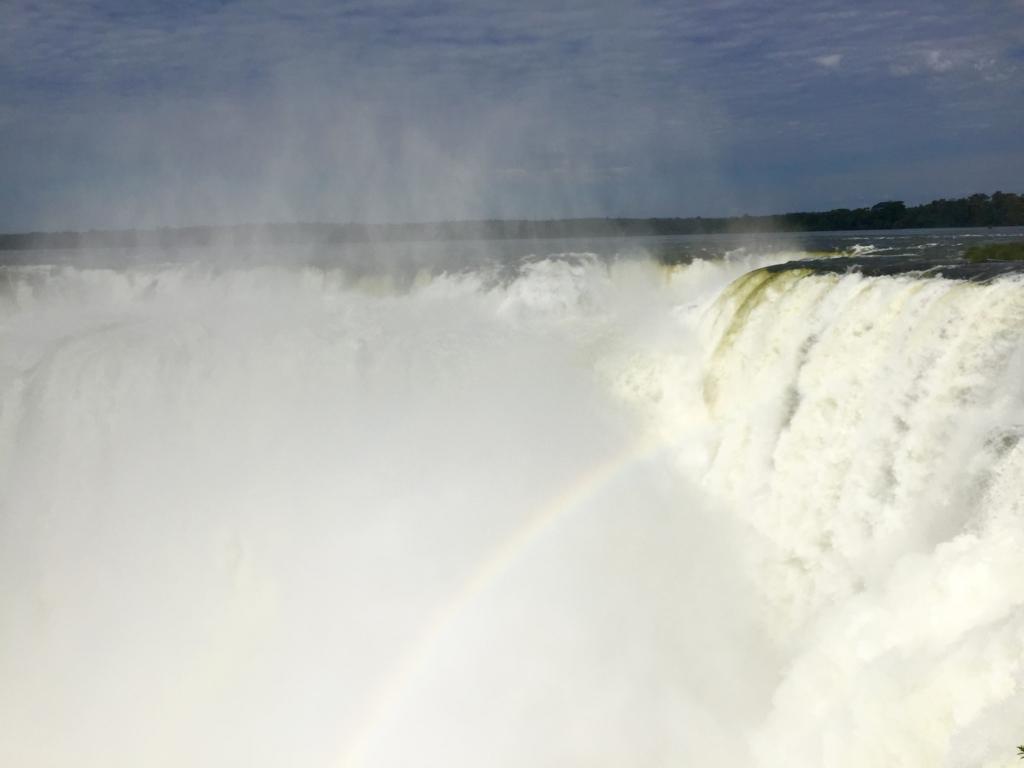 イグアスの滝 悪魔の喉笛