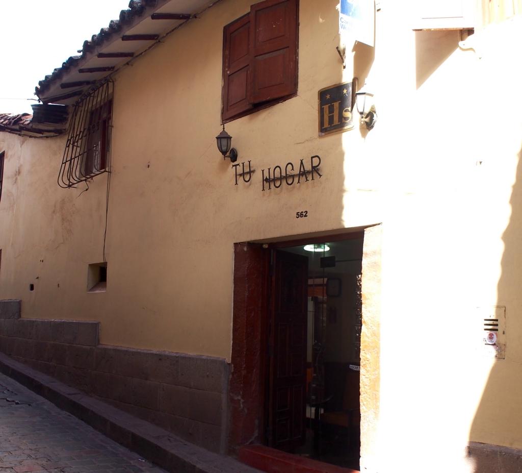 ペルー クスコの宿