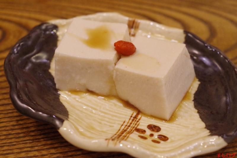 新明石の胡麻豆腐