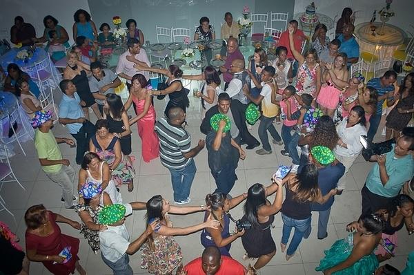 外国人のパーティー
