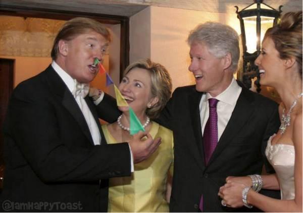 ゆびろぐ 本日のトレード・市況 米大統領選の行方、カジノ法案の可否 ドナルド・トランプの旗