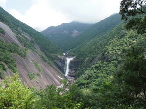 201408_屋久島千尋の滝