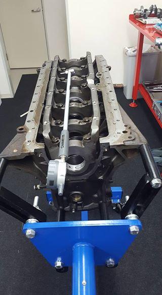 RB26,エンジンオーバーホール,メタル合わせ01