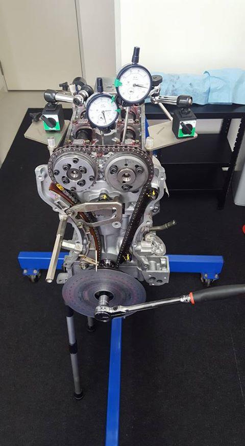 DOHCエンジン_バルブタイミングの調整