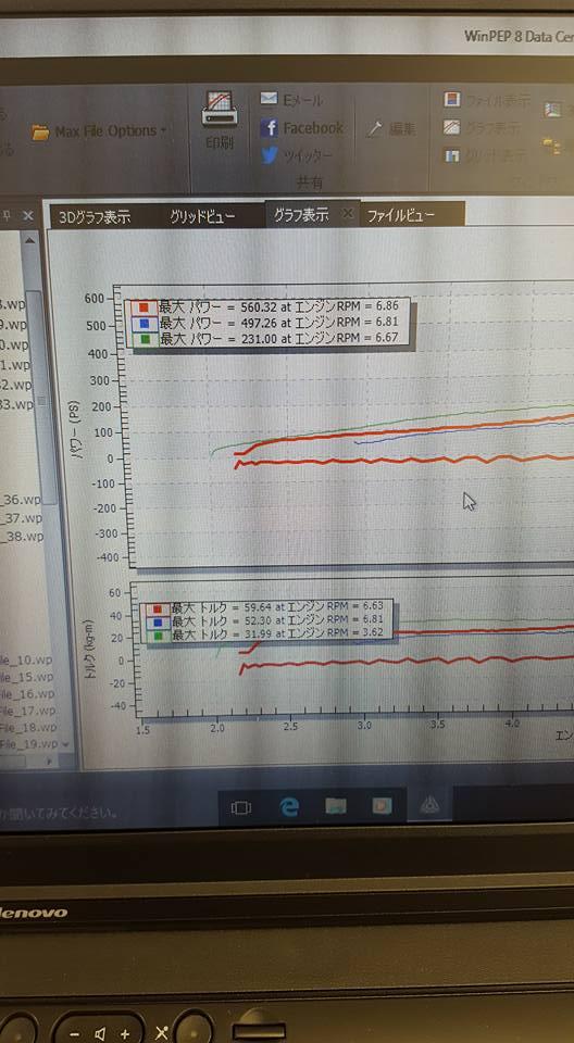 CD6_アコードH22A・リモートターボセッティング