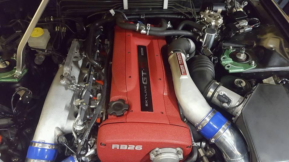 RB26コンプリートエンジン