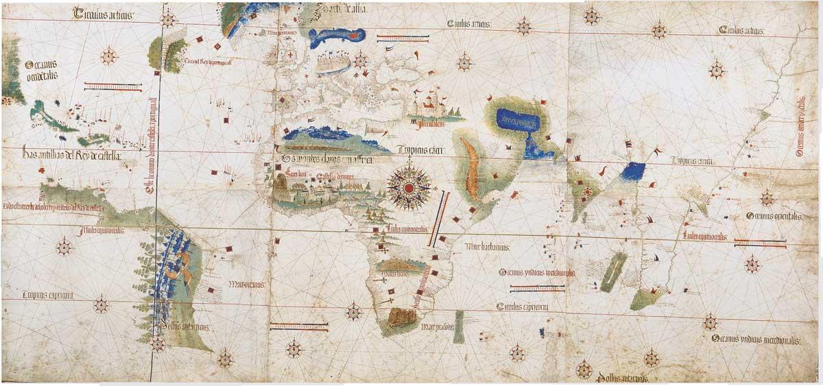 歴史ノート:世界の一体化へ、大航海時代 - 世界史のデザイン