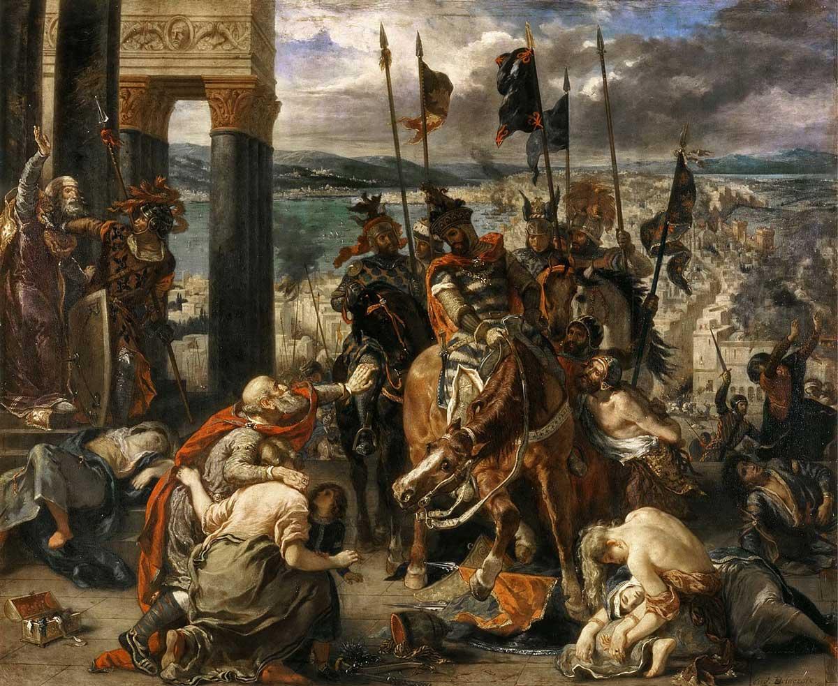 歴史ノート:十字軍の遠征 - 世界史のデザイン