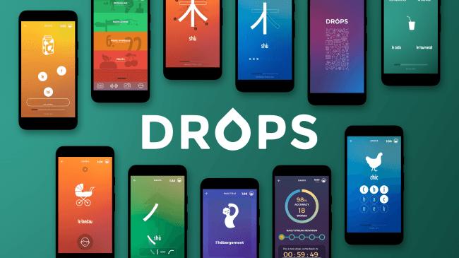 新元号「令和」最初の習い事に!「Google Best App 2018」にも選出された言語学習ゲームアプリ 『Drops』