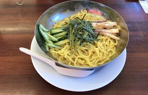 魁力屋の冷麺