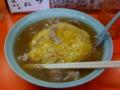 大衆食堂「東東亭」(天津飯・小)