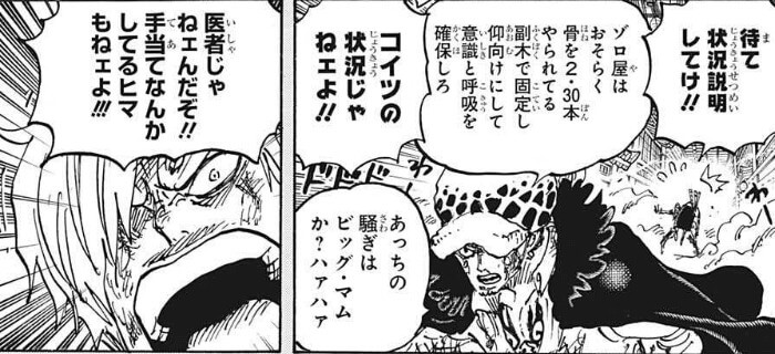ONEPIECE1012話ロー