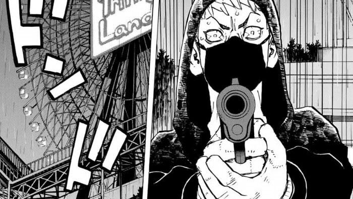 東リベ220話銃乱射
