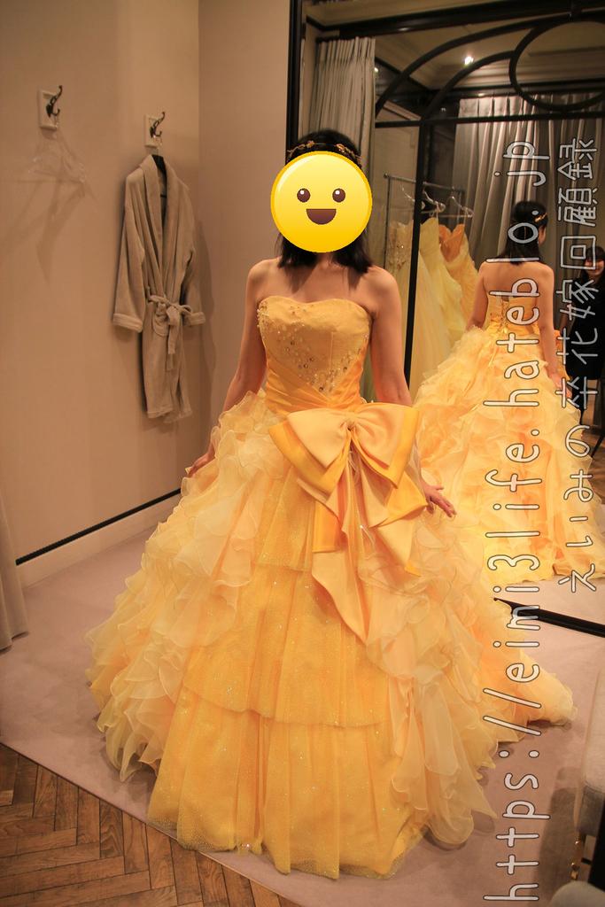 カラードレス1