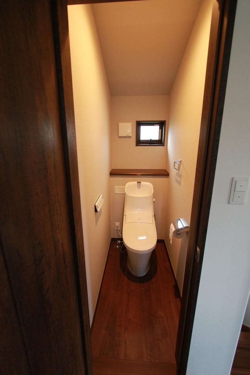 WEB内覧会2Fトイレ
