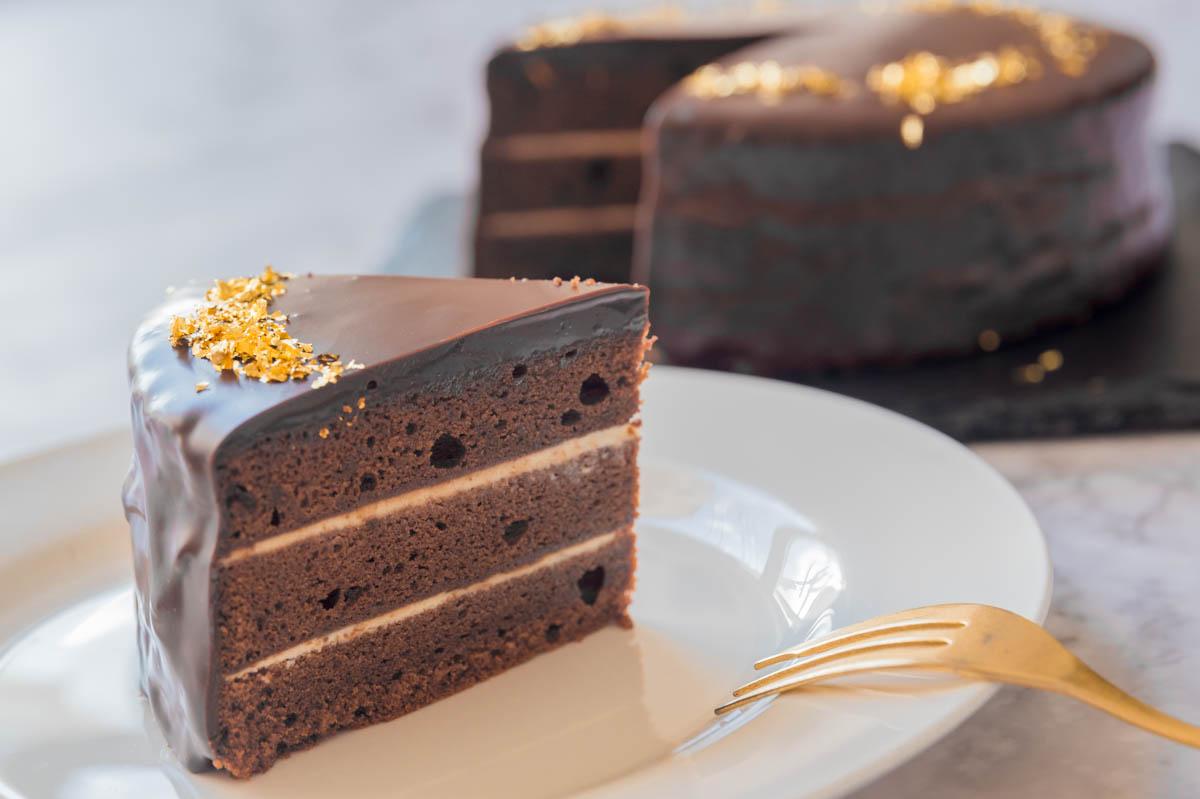 コーヒーケーキ チョコレートケーキ
