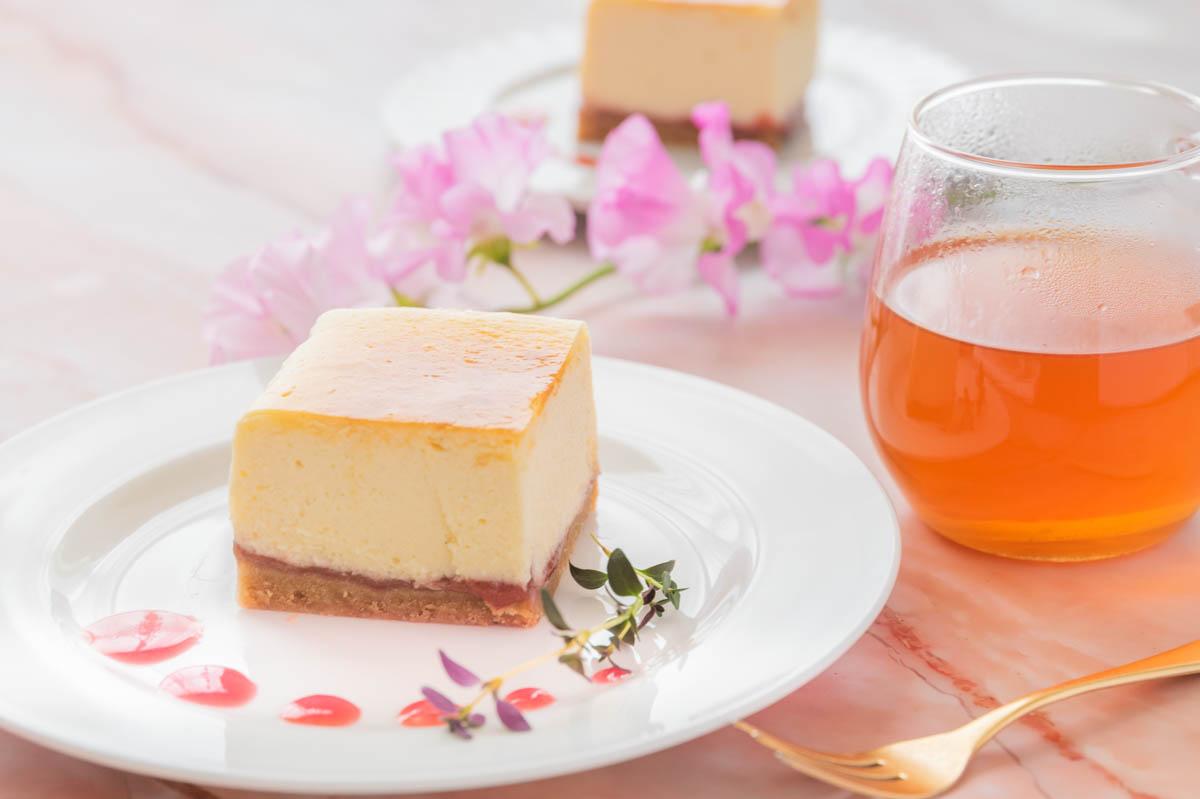 ニューヨークチーズケーキ いちご ストロベリー クリームチーズ