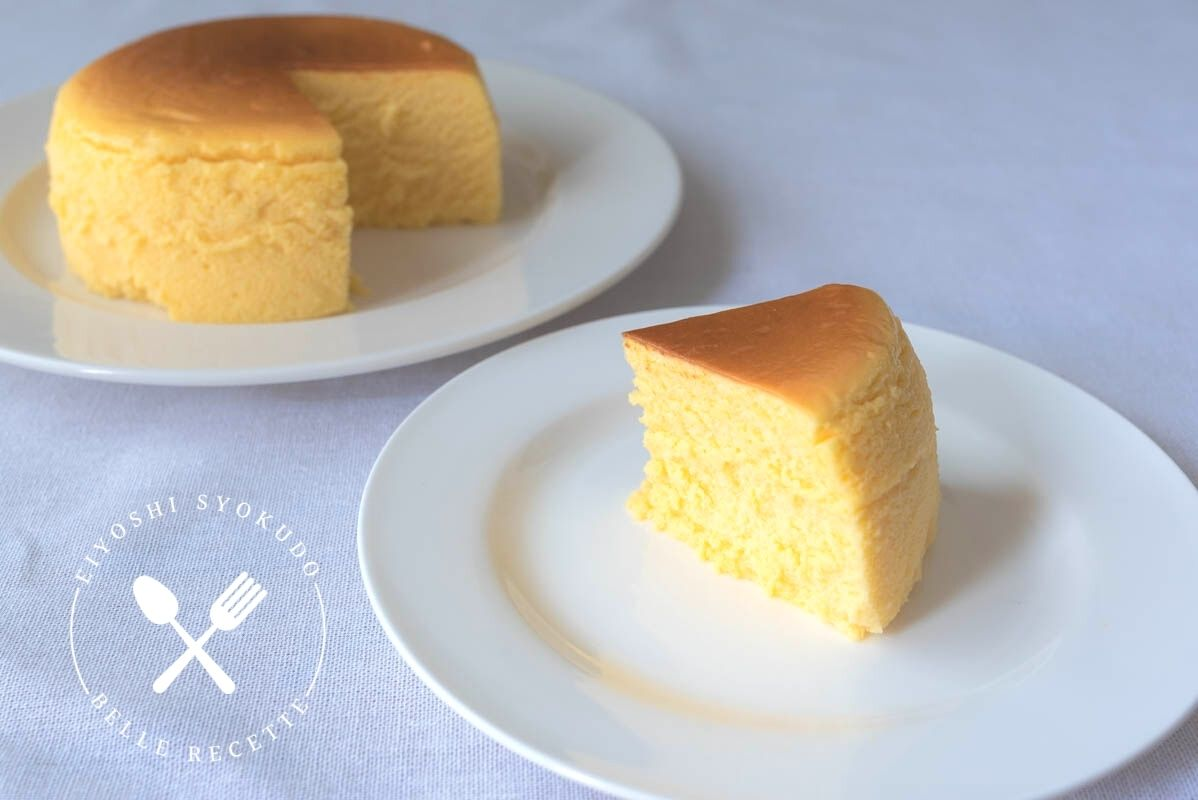スフレチーズケーキ クワトロチーズケーキ