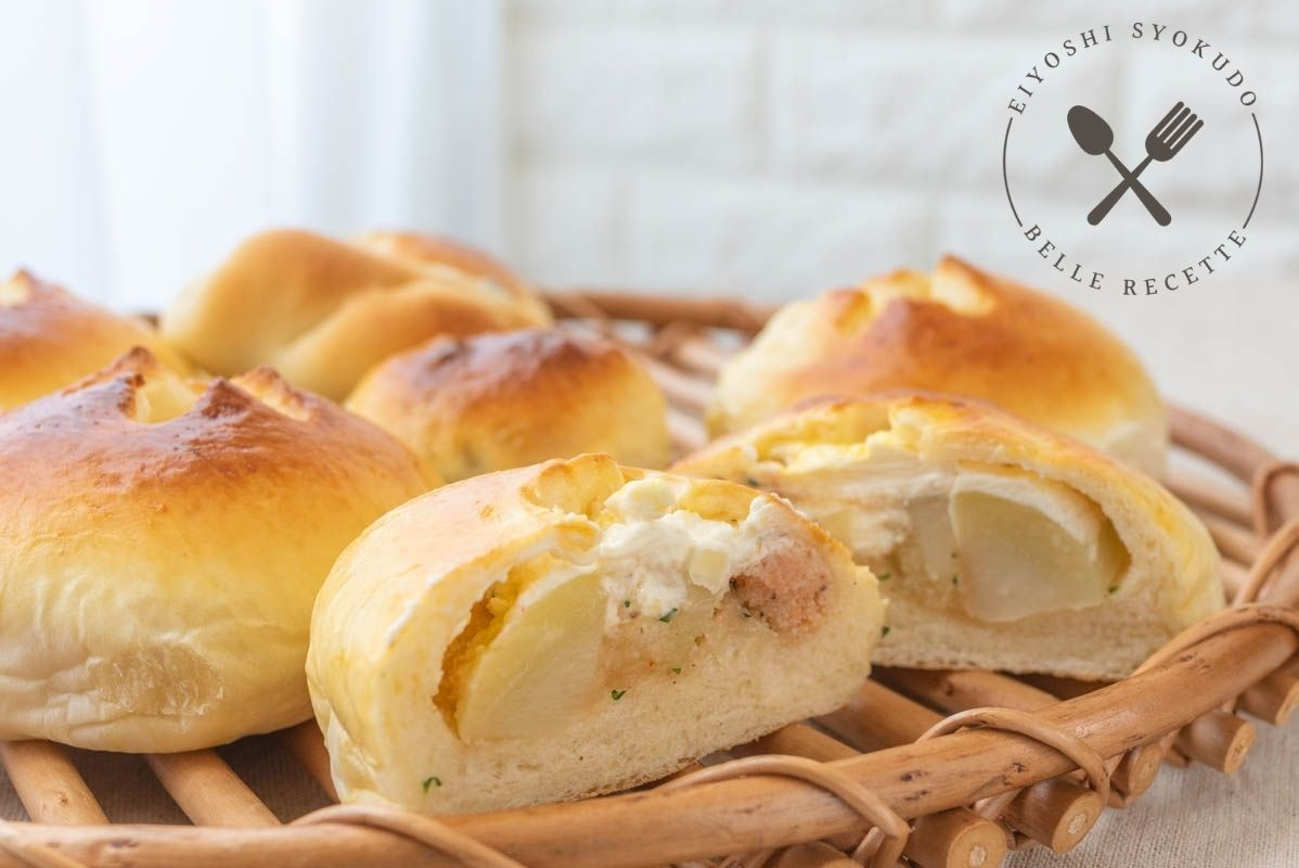 クリームチーズ パン作り ホームベーカリー 明太子 じゃがいも