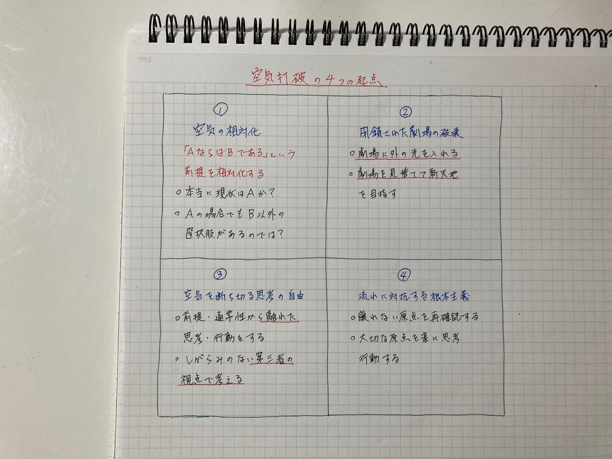 空気の研究 入門 会社 組織 思考 生き残る 日本型 打破