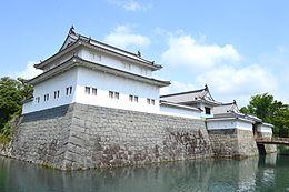 巽櫓(復元)