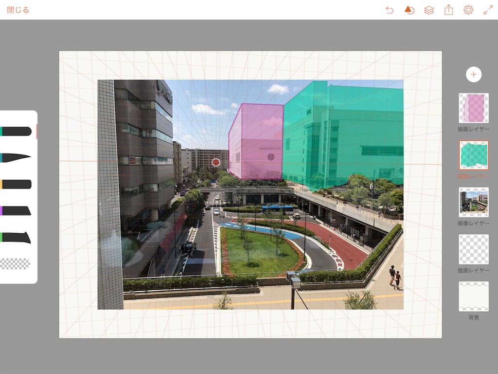 iPad_建築_adobe