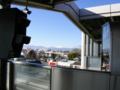 砂川七番駅から望む富士山