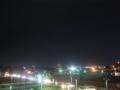 和泉中央から久米田方面を望む夜景