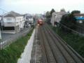 「往年の列車カラー」ファイアーオレンジ!